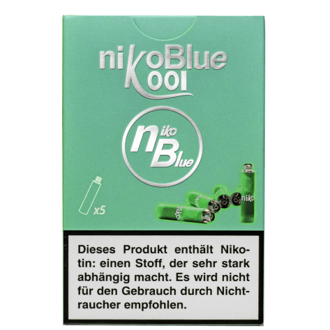 nikoBlue refill k001 1.2% Nikotin