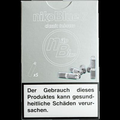 nikoBlue refill classic ohne Nikotin