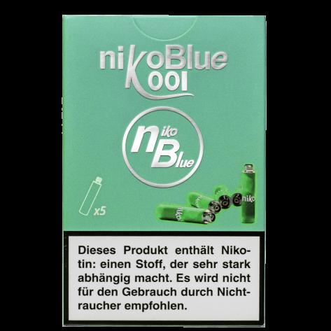 nikoBlue refill k001 1.2% Nicotine