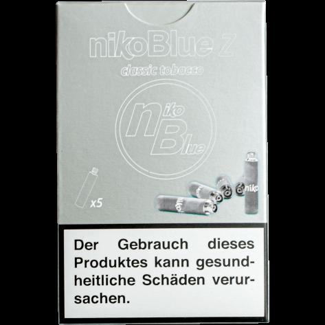 nikoBlue refill classic zero Nicotine